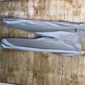 Men's under armour baseball pants XXL